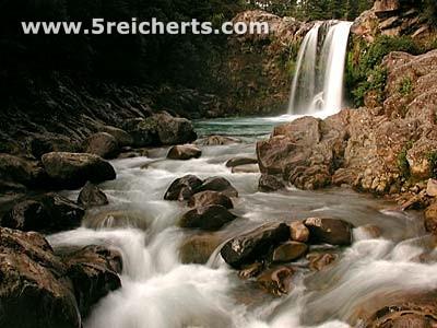 Tawahi falls