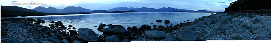 Lake Mamapouri