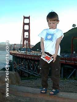 Esra und die Golden Gate