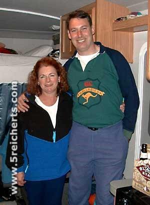 Mark und Lorainne
