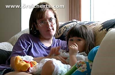 Beth und Olivia