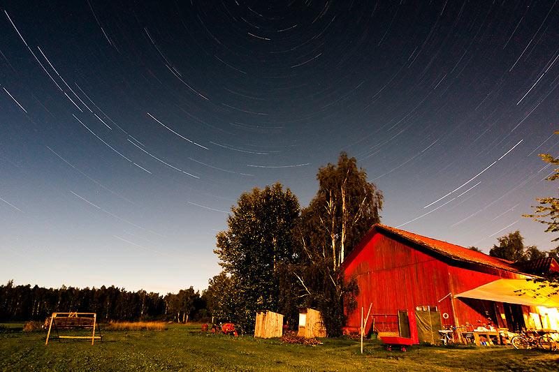 Sternenbahnen in Schweden