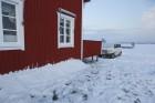 minus 28,4°C - Wasserleitung eingefroren