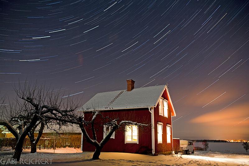 Sterne bei minus 10°C