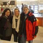 Corinne, Maria und Gabi