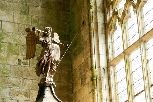 St-Pol-de-Léon, Bretagne, Frankreich