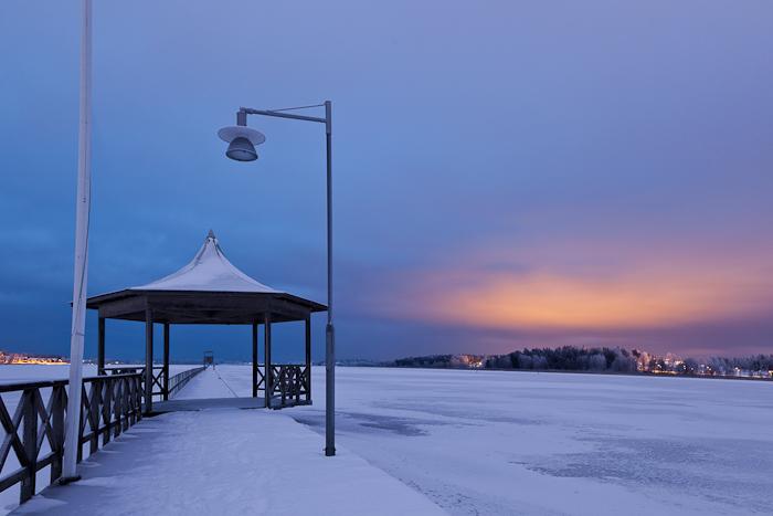 Nyköping am Nachmittag