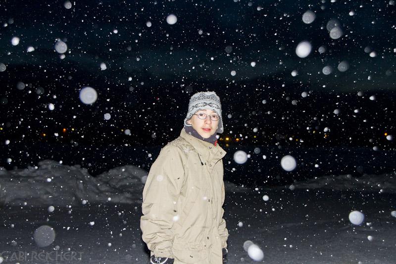 Noah und die Schneeflocken