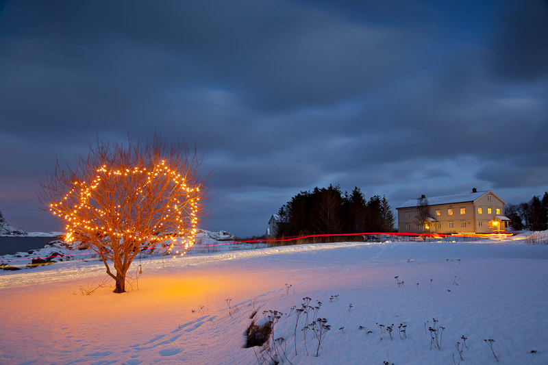 noch Weihnachtsreste:-)