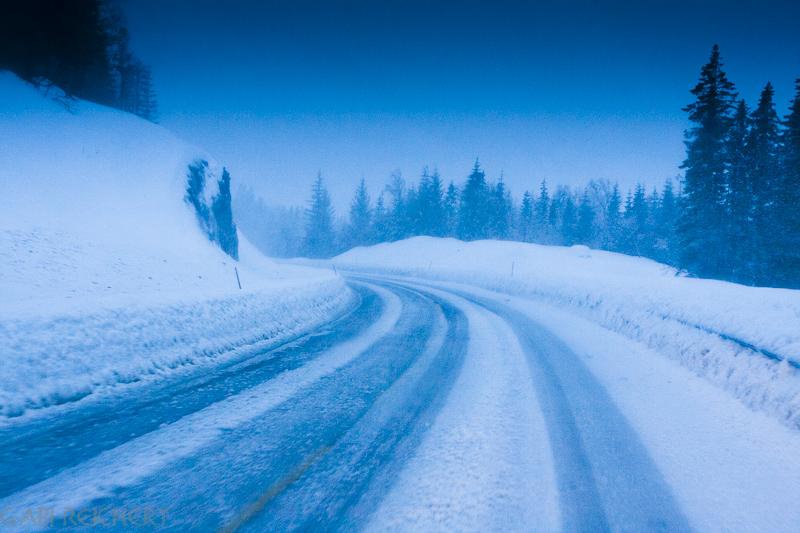 ob Schnee besser ist, ich weiss es nicht....