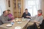 Treffen mit Hilde und Raymond