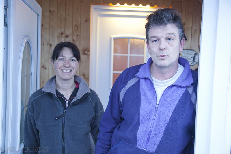 Sabine und Dieter