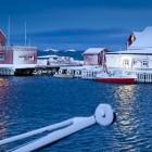 Noch ein Wintersturm und eine klare Lofotennacht mit Nordlicht