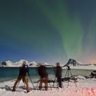 Fantastisches Nordlichtspektakel