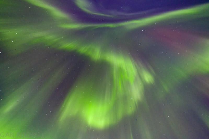 Corona - Nordlicht Explosion