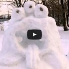Schneemonster - Timelapse