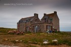 Haus mit Bojen