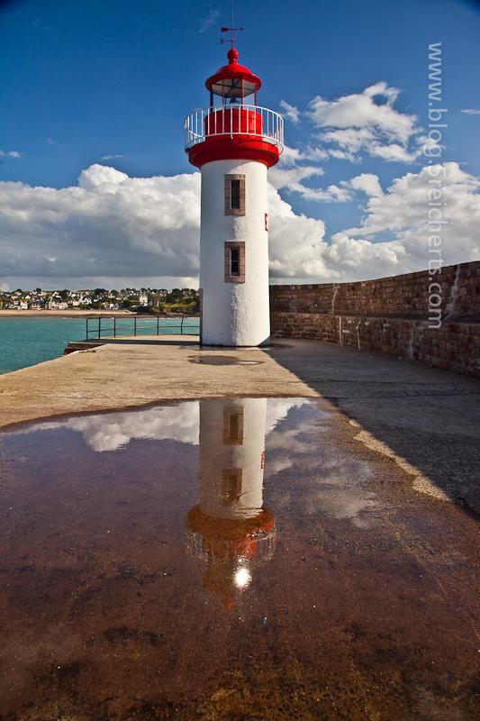 Leuchtturm Erquy