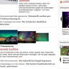 Nordlichtfotos auf Stern.de