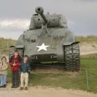 Gesichtsträchtige Orte besuchen - Normandie