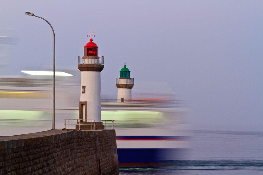 Le Plalais, Belle Ile, Bretagne, Frankreich