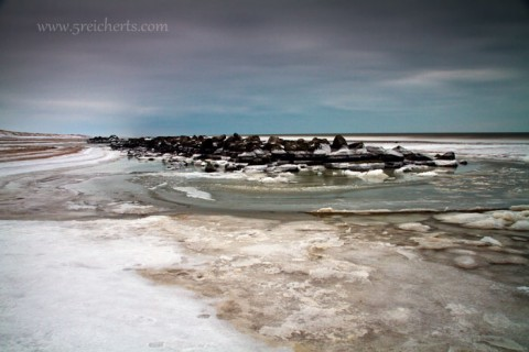 Februar Strandstimmung