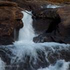 kleiner Wasserfall, Schweden