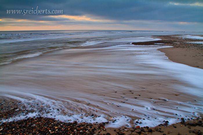 Wellen und Eis
