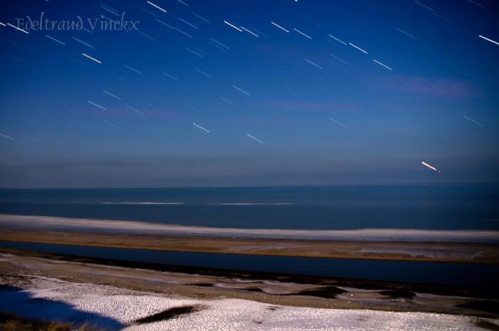 Sterne und Strand - Foto von Edeltraud mit Pentax (Micha!!)