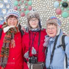 Heidemarie, Amy und Edeltraud