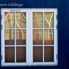 Siegelung im Fenster