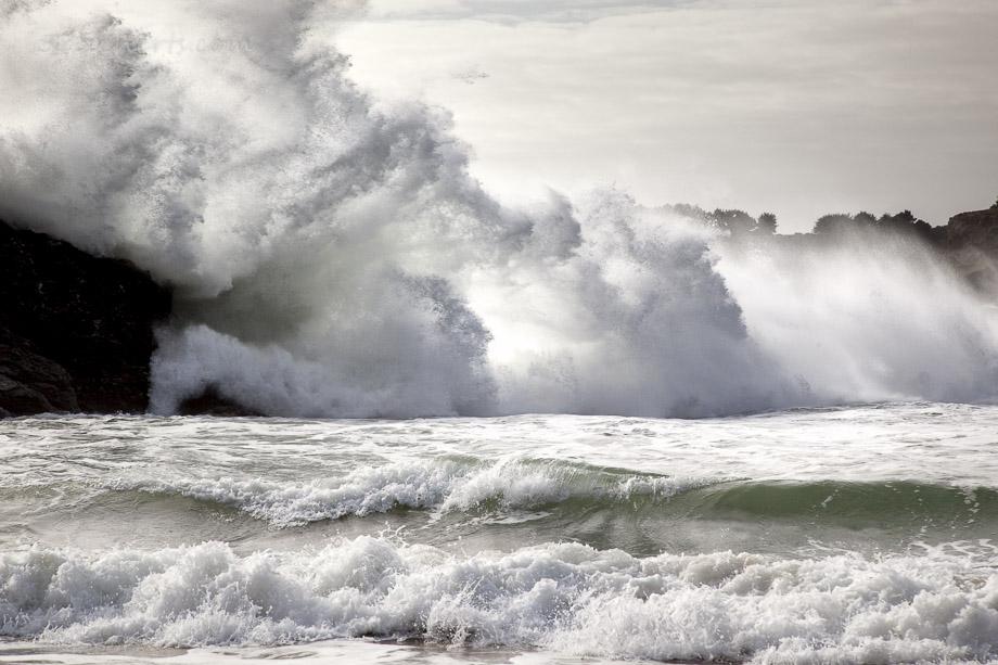 Die Wellen rauschen heran, Baluden