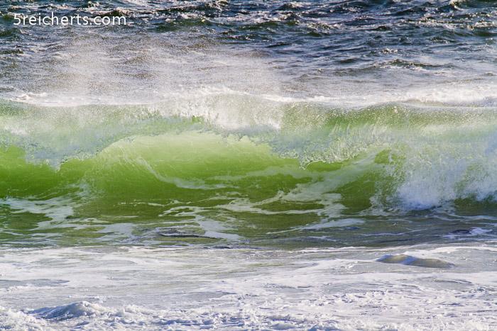 bei Quiberon mußte ich noch schnell ein paar Wellen aufnehmen