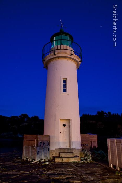 Leuchtturm in Sauzon