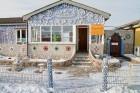 Das Schneckenhaus im Februar