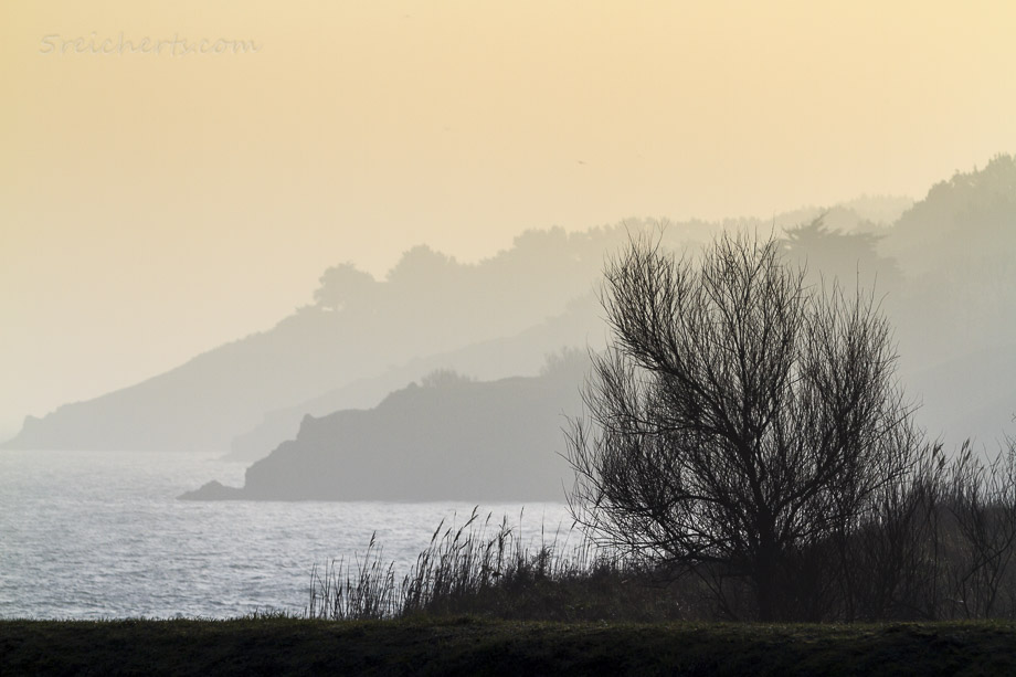 Grand Sable, Belle Ile, Frankreich