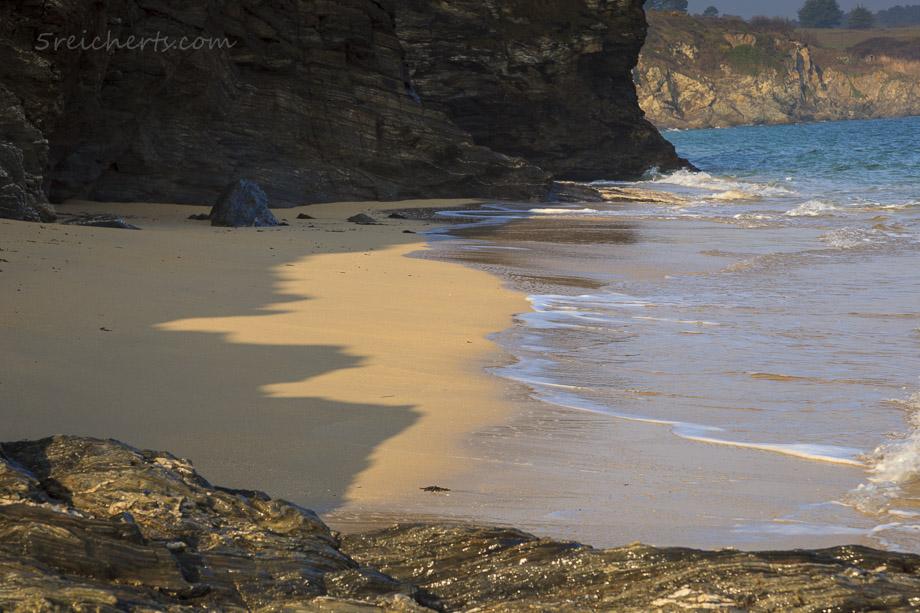 Nasser Sand, Grand Sable, Belle Ile, Frankreich