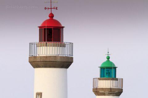 Traumhaftes Licht in Le Plalais, Belle Ile, Bretagne, Frankreich