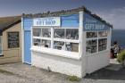 Gift Shop, Cornwall, Großbritannien