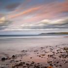 erster Strand in Schottland
