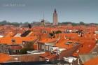 Ein ganz besonderer Leuchtturm in Middleburg, Westkapelle, Niederlande