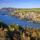 walisische Küste