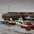 Im Hafen von Portmahomack