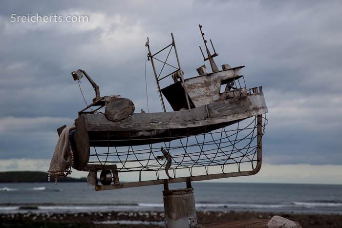 Skulptur in Stonehaven