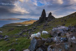 der Old Man of Storr