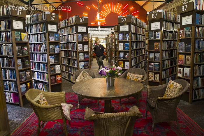 der Buchladen in Alnwick