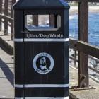 """Einer der wenigen Fälle, wo auch Briten den """"Litter"""" benutzen :)"""