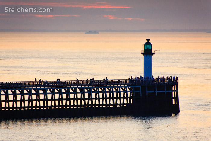 Auf welcher Reisen haben wir diesen Leuchtturm fotografiert?