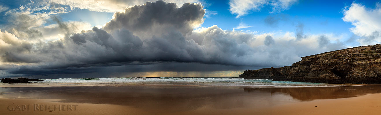 Strand bei Donnat, Belle Ile, Bretagne