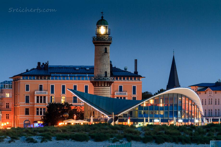 Leuchtturm Warnemünde, Deutschland